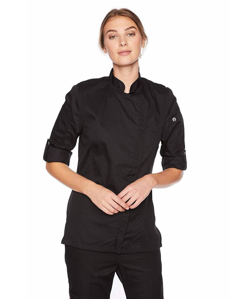Chef Works Women's Hartford Chef Coat (BCWLZ005)