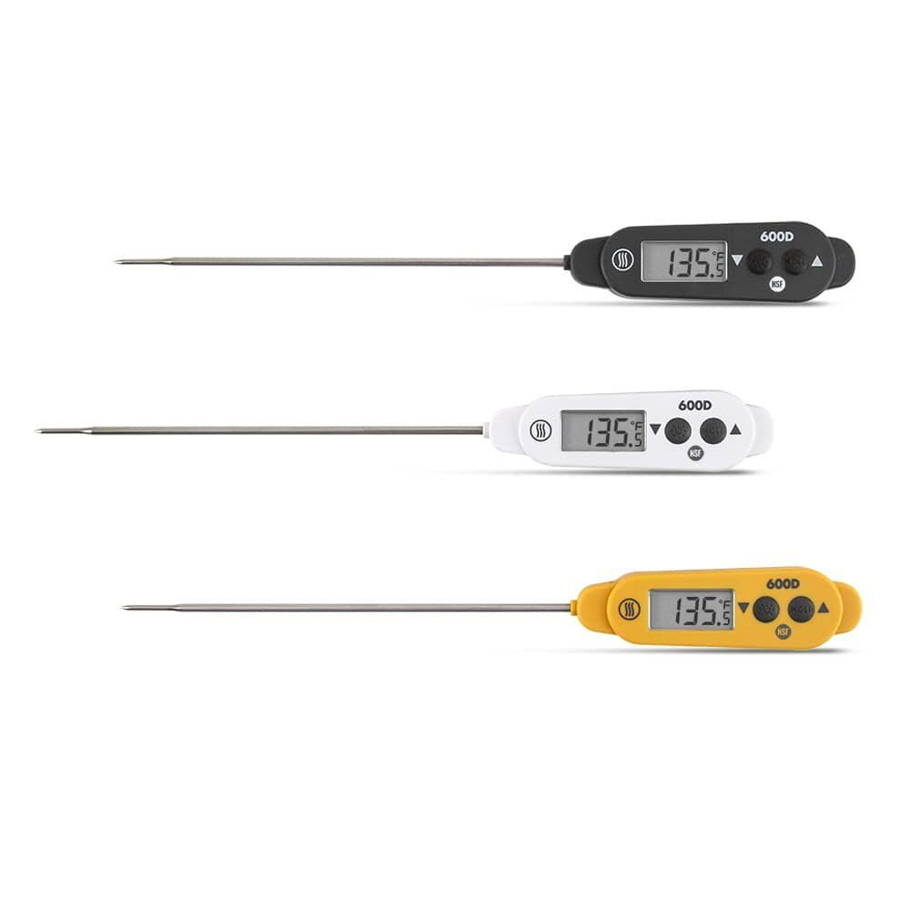 600D – Super-Fast® Waterproof Pocket Thermometer