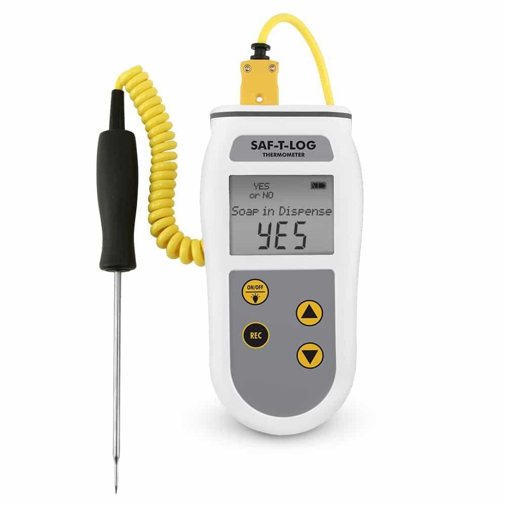 Media  Saf-T-Log® Meter & Probe Kit