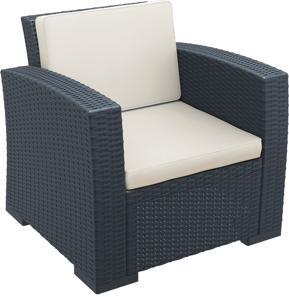 Monaco Resin Arm Chair – Siesta Exclusive