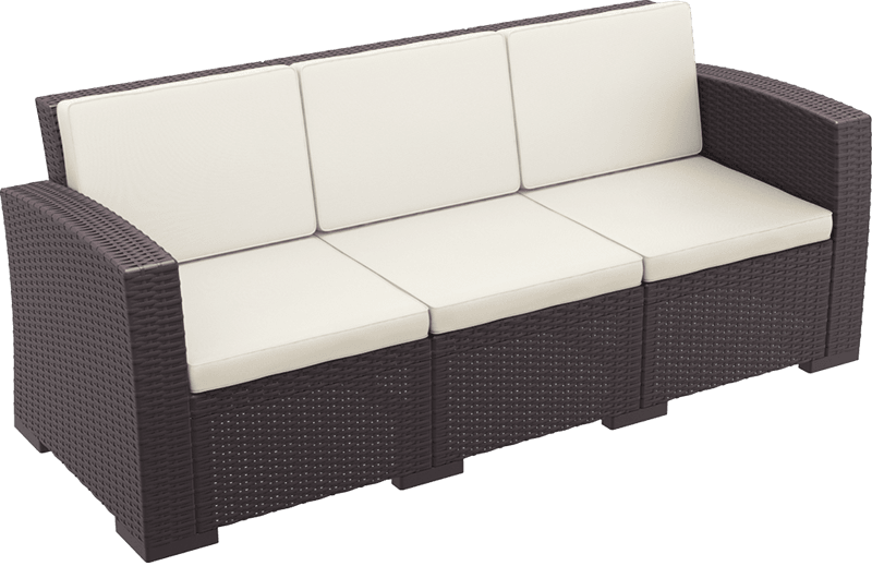 Monaco Resin Sofa – Siesta Exclusive