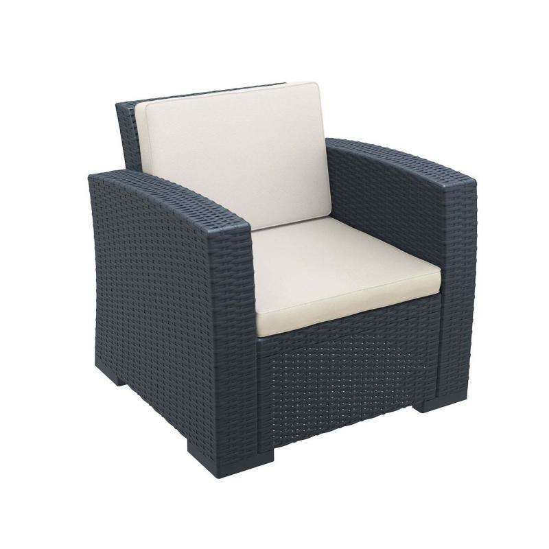 Monaco Resin Arm Chair – Siesta Exclusive