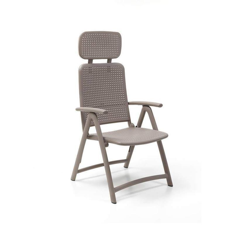 Nardi – Acquamarina Arm Chair