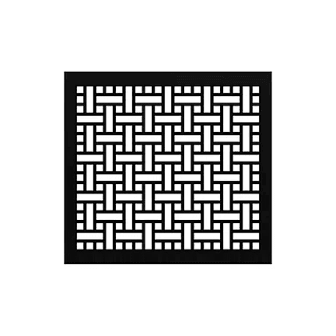 3 Foot Panel-Square Weave – SelectSpace