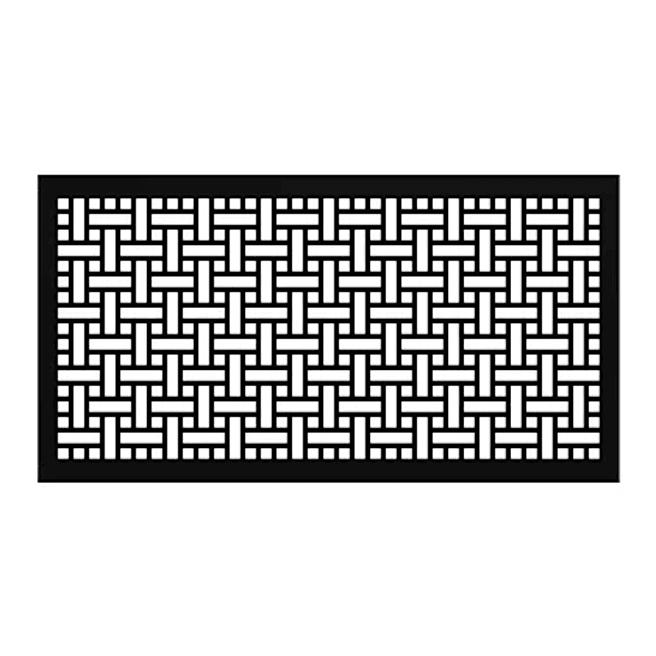 5 Foot Panel-Square Weave – SelectSpace