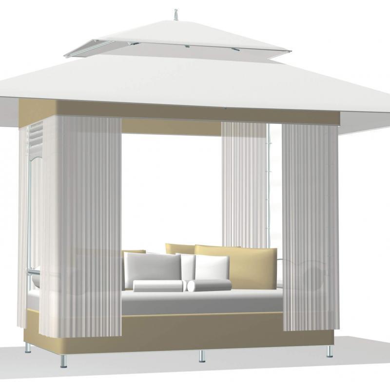 TUUCI Mercury Outdoor Lounge