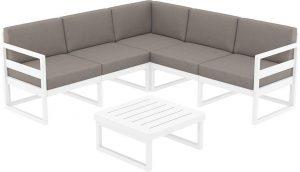 Mykonos Lounge Corner Set