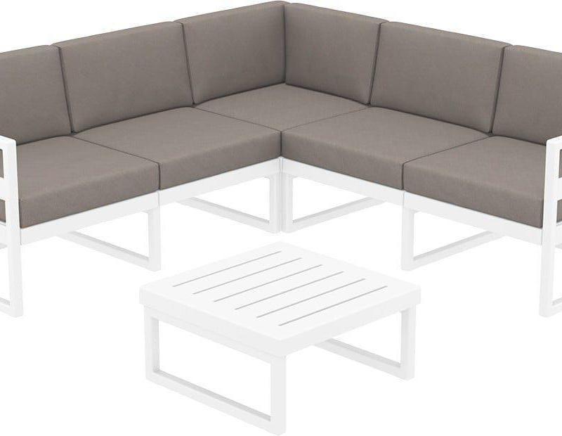 Mykonos Lounge Corner Set – Siesta Exclusive