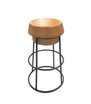 Cork Barstool