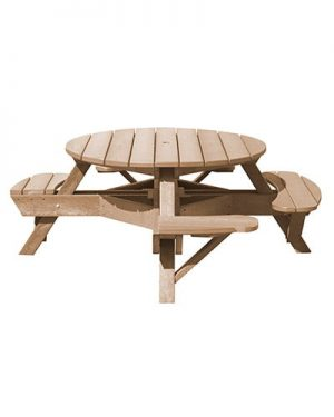 Picnic Table (wheelchair accessible)