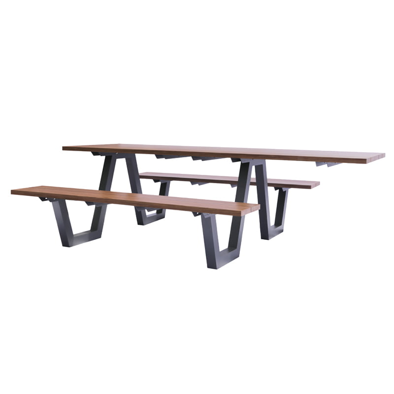 Sid Picnic Table ADA Large – MyStation