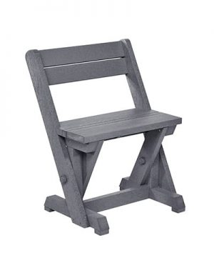 Dining Chair With Back