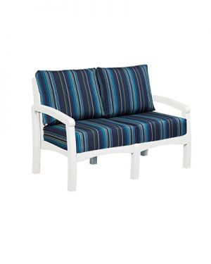 Bay Breeze Loveseat Frame