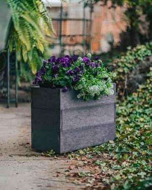 Modern Rectangle Planter