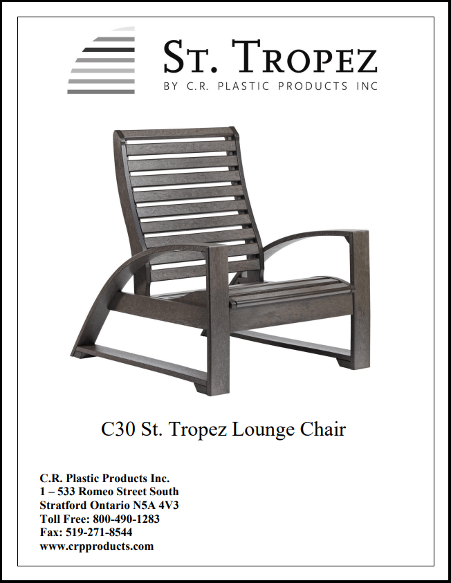 St.Tropez Lounge Chair