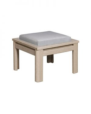 Deep Seating Small Ottoman Cushion